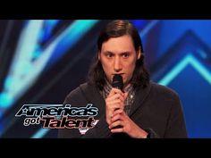 "▶ Darik Santos will be at MAC Feb. 12, 2015 @ 8pm: ""Standup Comic Reminds Howie Mandel of Himself"" - America's Got Talent 2014 - YouTube"