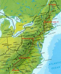 I will hike the Appalachian Trail.
