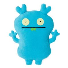 Uglydoll < Back to Kids  They're finally here!  Uglydoll stormed onto the toy scene in 2001, and quickly became one of the most popular lines of stuffed animals in the history of stuffed animals. Each one is soft, cuddly—and so ugly it's actually cute. Kids love them (First Daughter Sasha Obama is a fan), and we do, too. We're super psyched to finally have them!