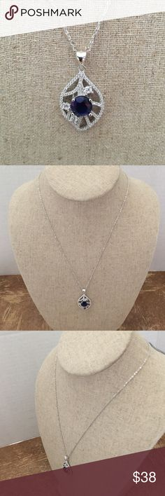 Necklace Sterling silver solid 925 Necklace Sterling silver solid 925 Jewelry Necklaces