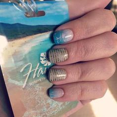 top summer nail art designs for 2016 - style you 7