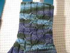 Hopscotch Socks pattern by Anna Bell Anna Bell, Hopscotch, Needles Sizes, Leg Warmers, Mittens, Ravelry, Stockings, Socks, Stitch