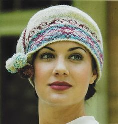 Susan B. Anderson: Unofficial Downton Abbey Knits Giveaway!