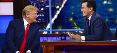 Stephen Colbert calls Trump 'Frankenstein' with money on 'Face The Nation'