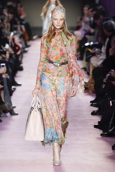 Blumarine Fall 2018 Ready-to-Wear Fashion Show Collection