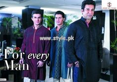 I-Man Summer Menswear Collection 2013 by Ittehad Textiles