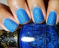See the Liquid Sand collection from OPI.