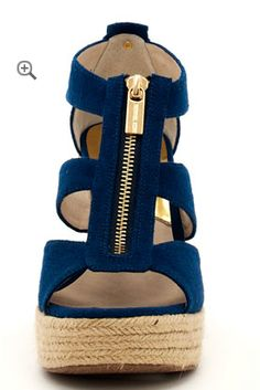 Michael Kors.. Perfect summer wedge