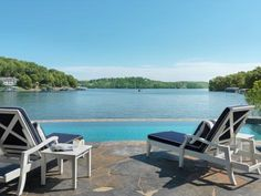 From beachfront bungalows to lakeside getaways, every day feels like a vacation in these gorgeous getaways.