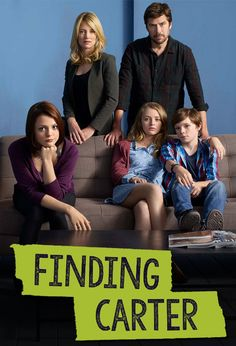 Finding Carter- first scripted MTV show I have ever watched! Pretty addicting. Good writing & even entertaining for a 30-something like me.