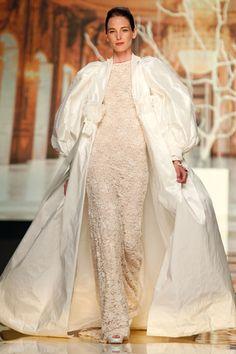 Kentucky • wedding dress YolanCris 2014 Ethereal Evanescence new bridal collection  Barcelona Bridal Week #brides #wedding #dress #white #ethereal #evanescence #yolancris #2014 #trends #Barcelona #bridal #gowns #couture #black