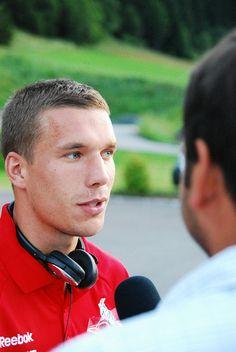 Lukas Podolski in Bad Kleinkirchheim in Kärnten by pixel0908, via Flickr