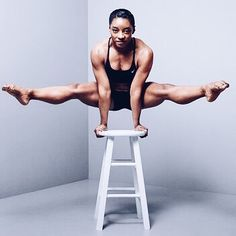 Yesssss Simone Biles!! 💪🏾👊🏾💥 Who watched her dominant performances in Rio!? The woman is an absolute force!!! #inawe #awesome #athlete #gymnastics #sportfxwoman #sweatsmartsweatsexy #strongwomen #badass #slayallday #womensupportingwomen #shoutout #strength #gymnastics #rio2016 #rioolympics #simonebiles