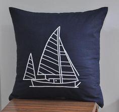 #pillow #pattern #nautical