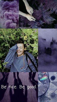 Harry styles lockscreen purple another man session. Be nice be good