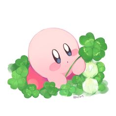 Happy st Patrick's day kirby