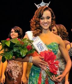 Miss District of Columbia 2011 Ashley Noel Boalch
