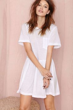 Such a Tees Dress | Shop What's New at Nasty Gal