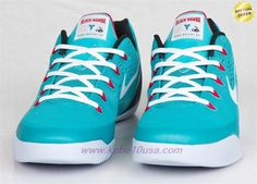 """Deals On Mens Dusty Cactus/White-Action Red-Gym Blue """"Dusty Cactus"""" 646701-316 Nike Kobe 9 EM"""