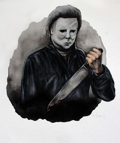 Michael Myers by Creator Holly Khraibani-Cousins