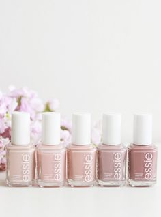Five Essie Nude Picks | Pint Sized Beauty http://www.pintsizedbeauty.com/2017/05/five-essie-nude-picks.html?utm_source=bloglovin.com&utm_medium=feed&utm_campaign=Feed:+pintsizedbeauty/Yrlv+(Pint+Sized+Beauty)