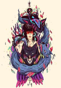 There is quite a unique touch to the illustrations done by Nijah Lefevre. Nijah Lefevre is a Mexican painter and illustrator. Love Illustration, Graphic Design Illustration, Artist Wall, Stoner Art, Dark Art, Cute Art, Illustrations Posters, Art Sketches, Character Design