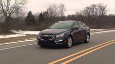 New 2015 Chevrolet Cruze