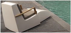 Outdoor Sofa, Outdoor Furniture, Outdoor Decor, Sun Lounger, Design Trends, Craftsman, House Design, Pure Products, Projects