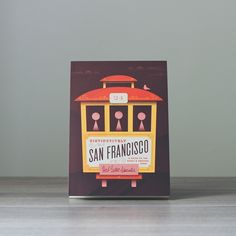 """Distinctively San Francisco"""