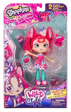 With Wild Style and grace plus a fluffy tail to chase, Pirouetta is always in a spin! Join their tribe and show off your Wild Style by wearing your tribe's bracelet! Shopkins Season 9, Shopkins Game, Shopkins Gifts, Shoppies Dolls, Shopkins And Shoppies, Shopkins Playsets, Shopkins Wild Style, Shopkins Happy Places, Cute Toys