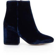 8e887d6f3 Obsessed with velvet booties! Don t miss out on the sale ladies xx