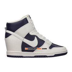 cheaper 8378c 474fb Chaussure Nike Montante, Chaussure Nike Pas Cher, Chaussures Nike, Chaussures  Femme, Sky
