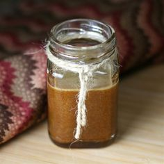 """Gingerbread Latte Syrup 