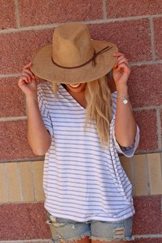Suede braided panama hat-more colors