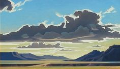 Snake Ranch | slowartday:   Ed Mell