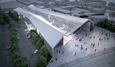 Gallery of Troyes Business School Proposal / SCAU Architectes - 5