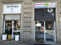 """""""Pizzeria Bio l'Pennatini"""" in Florence is my mom n' pop pizza shop. The ingredients are organic and their dough varieties are all to die for! Organic Meat, Tuscany, Florence, Pizza, Pop, Popular, Pop Music, Tuscany Italy, Florence Italy"""