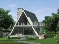 a frame house plans - Google Search