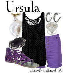 Ursula Outfit<3