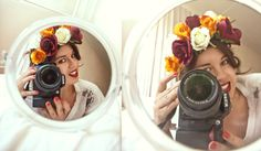 Flower Power, Personal Care, Eyes, Beauty, Self Care, Personal Hygiene, Beauty Illustration, Cat Eyes