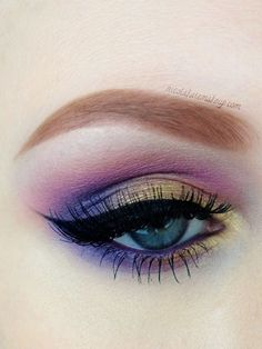 Nicola Kate Makeup: Eastern Sunrise