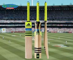 The #Adidas Pellara Cricket Bat collection is aimed at batsmen with a lot of shots in their locker. Featuring a very long, powerful middle, thick edges and a balanced pick up, the Adidas Pellara delivers both power and precision, and is especially well-suited to those who like to get forward with intent. Get yours now from #TopGearSport. #cricket