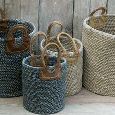 Indra Coil Basket