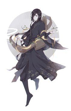 Tortoise Jelly (Food Fantasy / Gourmet Kizuna) © 路十一 Food Fantasy, Fantasy World, Fantasy Art, Games Design, Design Art, Game Character, Character Design, Manga Games, Fantasy Characters