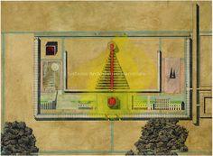 Aldo Rossi - Cimitero San Cataldo Modena - Cerca con Google