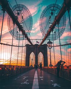 Brooklyn Bridge by Mariana Sotiriou  New York City Feelings  The Best Photos and Videos of New York City including the Statue of Liberty, Brooklyn Bridge, Central Park, Empire State Building, Chrysler Building and other popular New York places and attractions