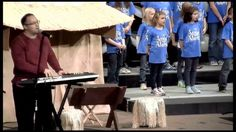 "Children's Musical ""Angel Alert"" created by Celeste Clydesdale and arranged by David T. Clydesdale."