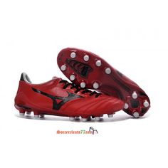new concept 1b9ad bc509 Buy New Release Mizuno NEO II FG Red Soccer cleats size39 45 from Mizuno at  soccercleats77