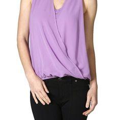 Missy Purple Sleeveless Wrap Top 50% Percent Off Clearance Rack In-Store Only #Missy #Purple #Sleeveless #WrapTop #MissyPurpleSleevelessWrapTop  #PurpleSleevelessWrapTop #SleevelessWrapTop #WrapTop #50Percent #ClearanceRack #InStoreOnly #25PercentOffDenim #HolyAdornmentBoutique #HoustonBoutique #LadiesBoutique #HoustonSales #SmallBusiness #ShopLocal #EtheFrugalDiva #Summer2016Lookbook  #NewArrival #Missy #Women #Juniors #Plus #PlusSize www.holyadornment.com @HolyAdornmentBoutique