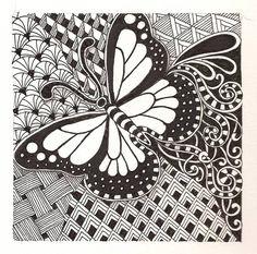 Butterfly by banar